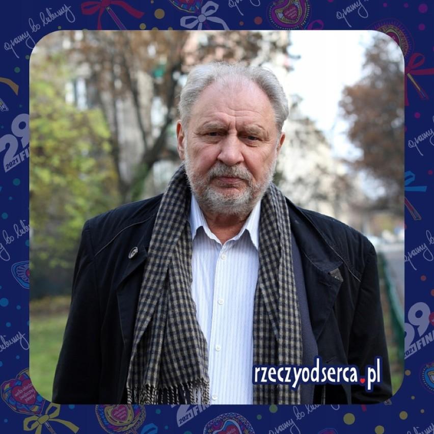 Andrzej Grabowski zaprasza na spacer po Warszawie, a także,...