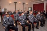 Święto Policji w Nowym Dworze Gdańskim. Samorządowcy podziękowali funkcjonariuszom za dzielną służbę