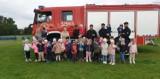W Przedszkolu w Malechowie fajne zajęcia dla dzieci. M.in. wizyta strażaków ZDJĘCIA