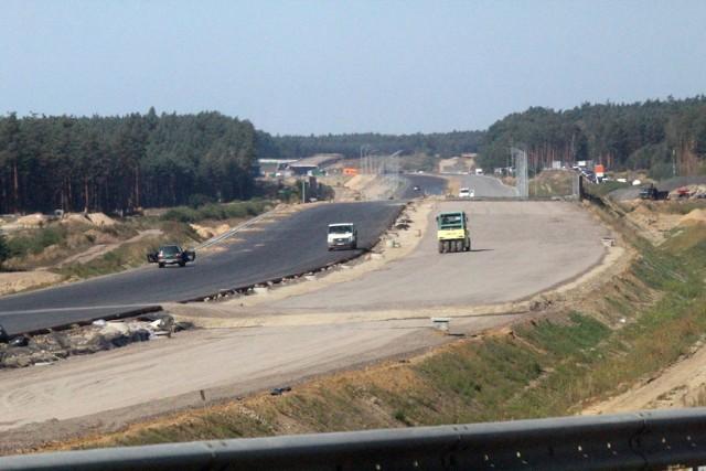 Budowa ostatniego odcinka drogi ekspresowej S3