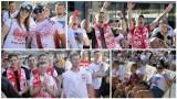 Znajdź się na zdjęciach ze Strefy Kibica w Głogowie. Tak głogowianie kibicowali podczas meczu Polska-Słowacja na Euro 2020