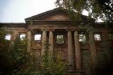 Opuszczony pałac w Pątnowie pod Legnicą. Niezwykłe ruiny ukryte w środku lasu