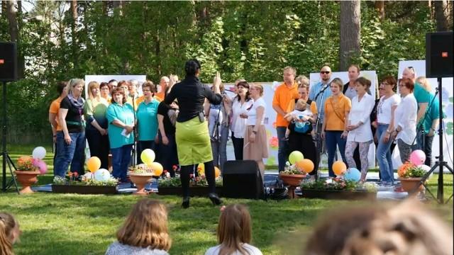 Ostatni piknik rodzinny pokazał, że Polacy i Niemcy przy granicy potrafią razem organizować imprezy i dobrze się przy tym bawić.