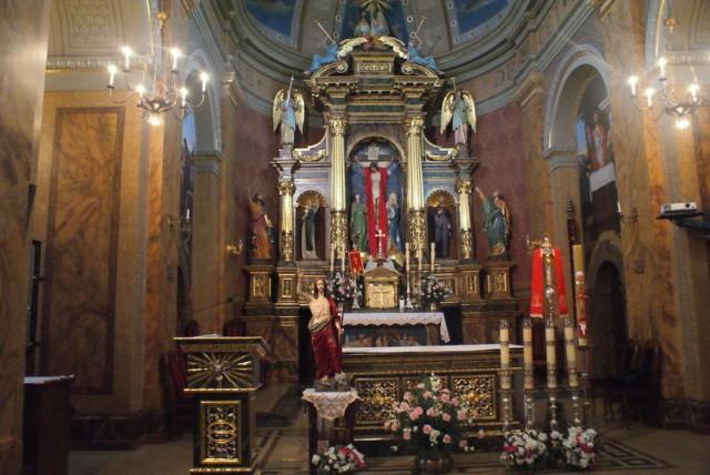 Sanktuarium św. Antoniego to jeden z sakralnych symboli Zagłębia