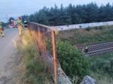 Tragedia na torach w Kalinie. Pociąg śmiertelnie potrącił człowieka!