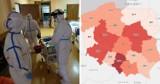 Koronawirus: W Śląskiem znów najwięcej zgonów i nowych zakażeń! Ile w Twoim mieście?