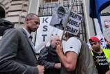 """Protest w obronie Sądu Najwyższego w Gdańsku. """"Będziemy domagać się surowych kar dla przestępców konstytucyjnych"""""""
