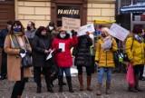 Przedsiębiorcy branży turystycznej znów protestowali. Tym razem w Lądku-Zdroju