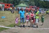 Tak mieszkańcy gminy Zabór bawili się nad Odrą. Na pikniku nie zabrakło pokazów strażackich!