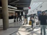 Restauracje i kawiarnie w Galerii Katowickiej znów działają. Food court powoli zapełnia się ludźmi