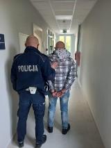 Policjant po służbie zatrzymał sprawcę kradzieży rozbójniczej