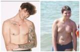 Kiedyś ważył 118 kg. Arkadiusz Pydych z Nowego Sącza schudł i wystartował w Top Model