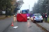 Tragiczny wypadek w Będzinie. Nie żyje kobieta