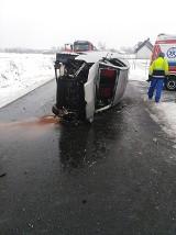 Trzy wypadki w Koninie i okolicach, sześciu poszkodowanych