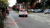 Niebezpieczna droga do szkoły w Lublińcu. Radni starają się o zmiany na kłopotliwym skrzyżowaniu