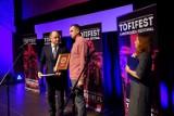 Tofifest 2019. Oleg Sencow odebrał nagrodę za niepokorność twórczą