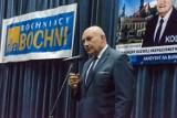 Wybory samorządowe 2018. Bochnia. Burmistrz Stefan Kolawiński przystępuje do kontrataku. Chwali się sukcesami i ogłasza kolejne plany