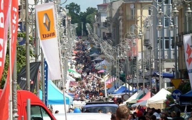 Święto Kielc ściąga do miasta rzesze mieszkańców regionu.