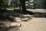 Remontują chodniki w Kielcach. Zobacz czy zrobią Twój [GALERIA]