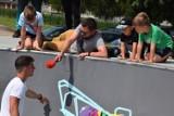 Graffiti Jam na skateplazie w Szczecinku. Kiedy, gdzie i jak? Zaproszenie [zdjęcia]