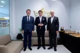 """Gdynia: Tavex otworzył placówkę w Galerii Klif w Orłowie. """"To dowód na dobre relacje gospodarcze między Polską a Estonią"""""""