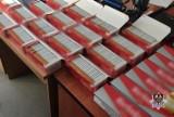 """Policjanci z Wałbrzycha zlikwidowali nielegalny """"tytoniowy interes"""""""