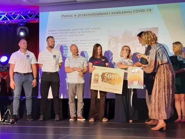 Konkurs im. Jana Całki. Prezydent Opola wręczył nagrody dla społeczników i organizacji pozarządowych