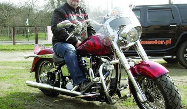 Wziął motocykl, choć nie miał uprawnień i szarżował po ulicach Chełmna.
