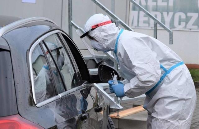 W powiecie inowrocławskim zanotowano 93 nowe przypadki osób zakażonych koronawirusem, a w powiecie mogileńskim - 34