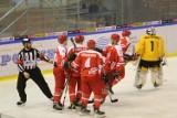 Katowice: Polska wygrywa z Litwą 8:1. Kanonada Biało-Czerwonych na lodowisku Jantor. ZDJĘCIA