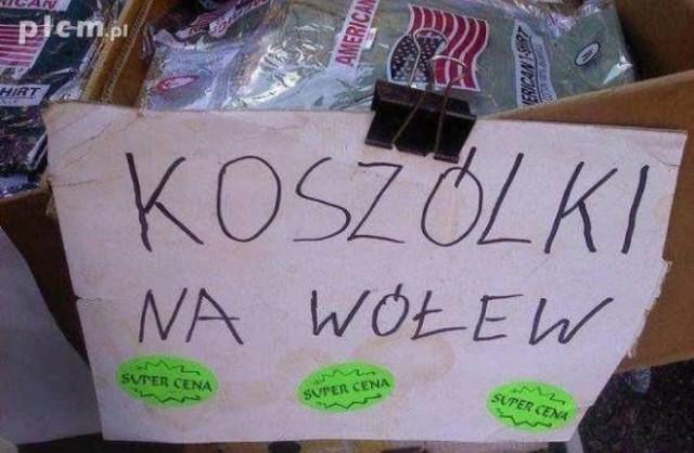 """Podlasie jak i cała Polska często absurdami stoi. Można się o tym przekonać, przeglądając stronę """"Polskie Absurdy"""" na Facebooku. Oto najciekawsze perełki."""