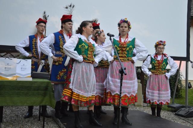 Piknik rodzinny z okazji 40-lecia działalności Muzeum Dwór w Dołędze jako oddziału Muzeum Okręgowego w Tarnowie, 11.09.2021