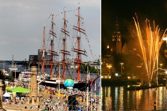 Tak wyglądały kiedyś Dni Morza w Szczecinie. Impreza i Szczecin z roku na rok zmieniają się w mgnieniu oka!