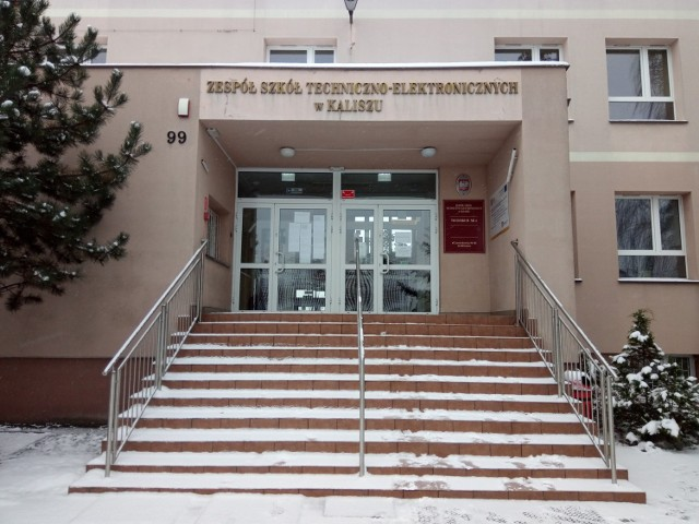 Zespołu Szkół Techniczno-Elektronicznych w Kaliszu doczeka się nowej sali gimnastycznej?