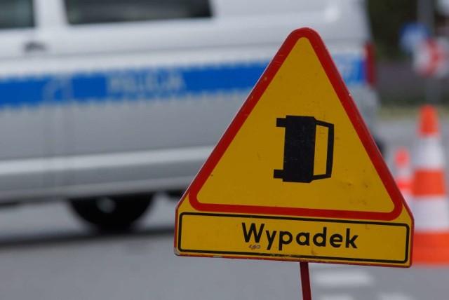 Tragiczny wypadek w Pietrzykowie pod Kaliszem. Nie żyje 20-letni mężczyzna