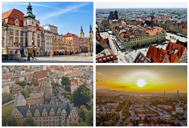 Sprawdź na kolejnych zdjęciach genezę nazw najbardziej znanych dolnośląskich miast!   ------->>>