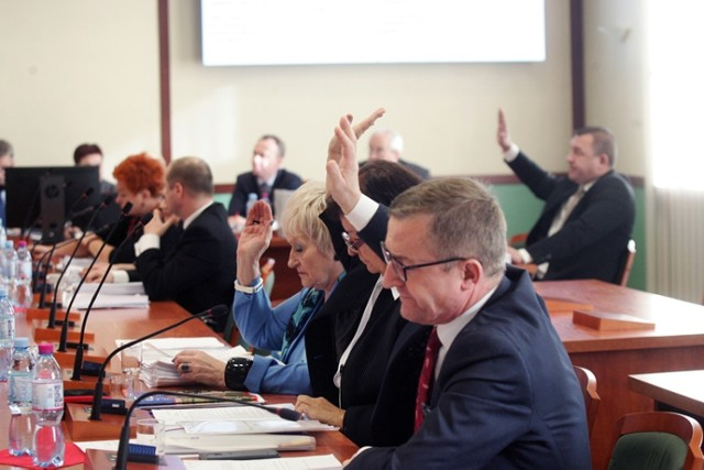 Sesja Rady Miejskiej Legnicy