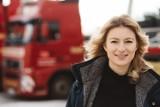 Kobieta-kierowca dużych ciężarówek wydała książkę. Pochodzi spod Przemyśla