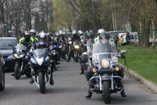 Klub Born to Ride MC rozpoczął swój sezon motocyklowy
