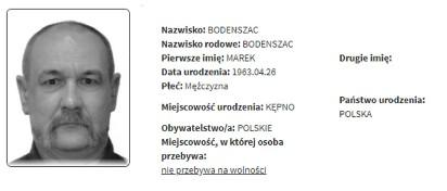 Rejestr pedofili i gwałcicieli z woj. wielkopolskiego [maj 2019, przestępcy seksualni]
