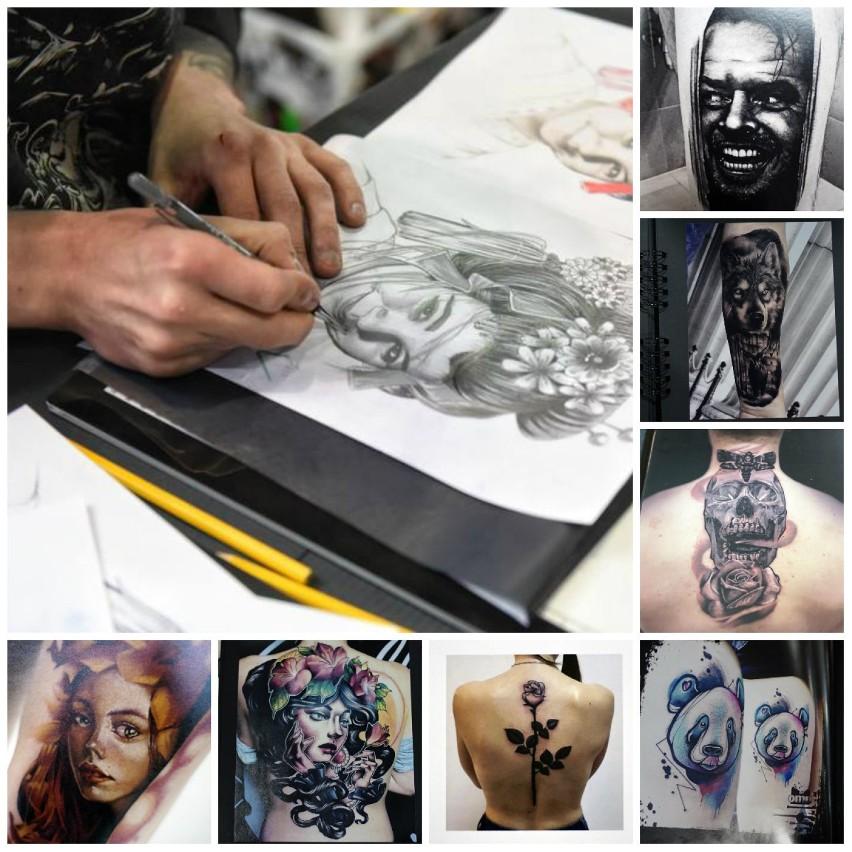 Poznań Tattoo Konwent 2018 Najlepsze Wzory Tatuaży Ever