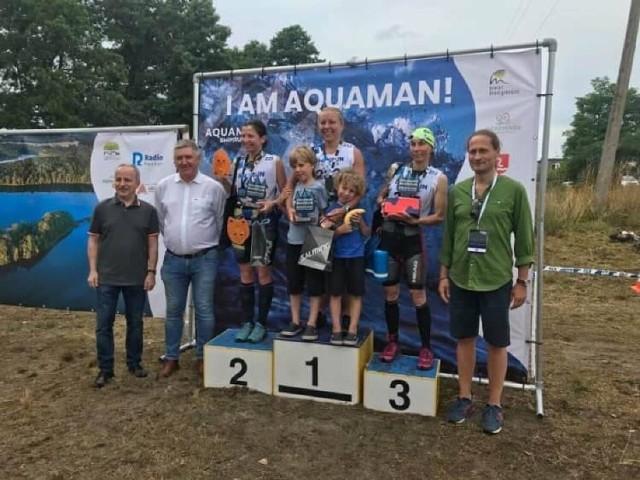 Wzorem ubiegłego roku AQUAMAN SWIMRUN odbędzie się ponownie w Krainie Stu Jezior. Już w najbliższą niedzielę zawodnicy z całej Polski wystartują w wyścigu, który odbędzie się wokół jeziora Bielskiego i Koleńskiego