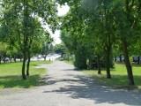 Tu warto się wybrać na krótki majówkowy spacer :  pasaż Kusocińskiego ZDJĘCIA