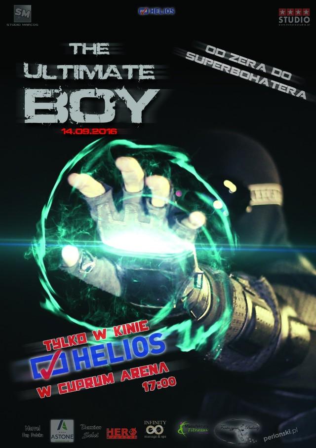 The Ultimate Boy. Premiera filmu już 14 września w kinie Helios!