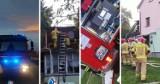 Polanica-Zdrój: Pożar w budynku przy ulicy Żeromskiego