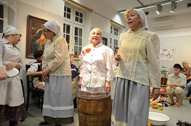 GHM w Jastrzębiu: tradycyjne kiszenie kapusty