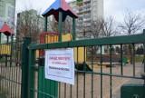 Koronawirus na Pomorzu. Urzędnicy zamknęli w Gdyni place zabaw i siłownie zewnętrzne na gminnych terenach. Środki ostrożności w sklepach