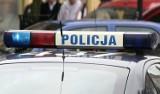 Gołąbki, gmina Rogowo. Uciekał przed policją najpierw samochodem, później pieszo
