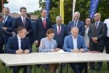 W Lęborku podpisano umowę na projekt i budowę trasy S-6 z Leśnic do Bożegopola
