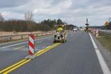 Utrudnienia na gierkówce! Z powodu budowy autostrady A1 za Częstochową, zamkną jedną jezdnię